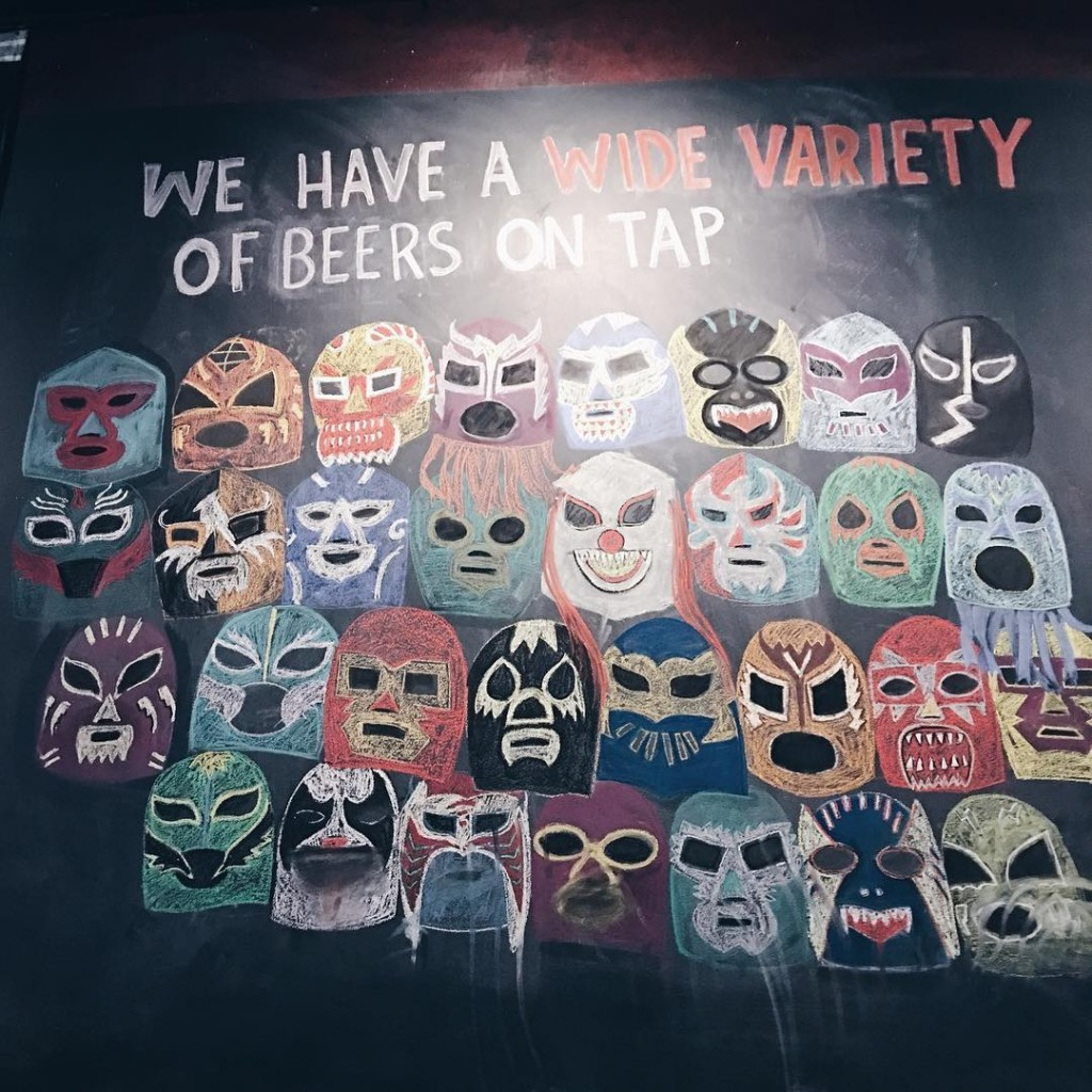 Ill take the angry cat looking wrestler one please luchalibrehellip