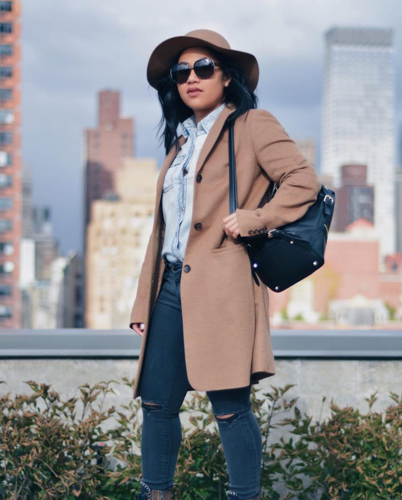 NEW BLOG this uniqlousa wool and cashmere blend coat ishellip