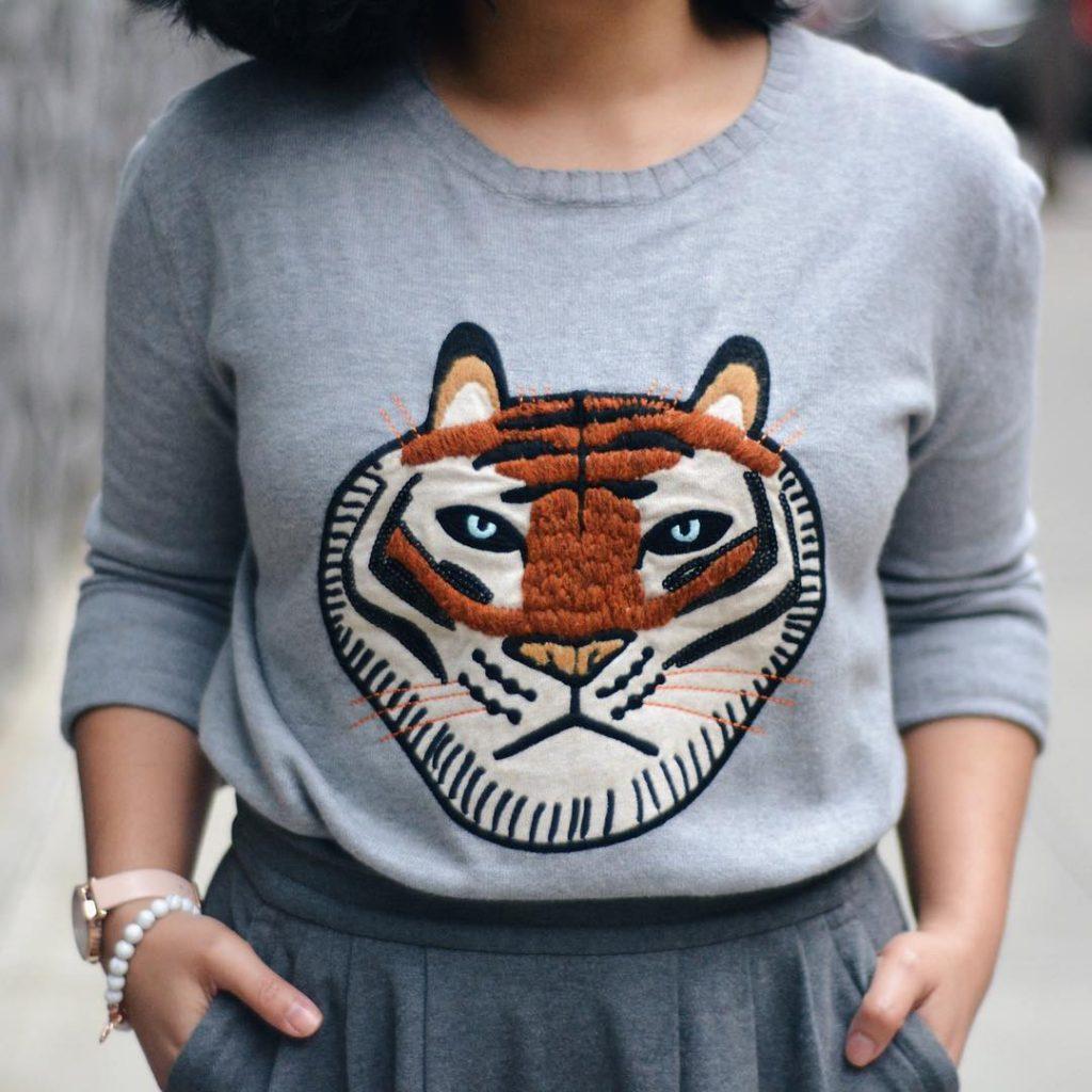 I am tiger hear me roar!  Get this superhellip