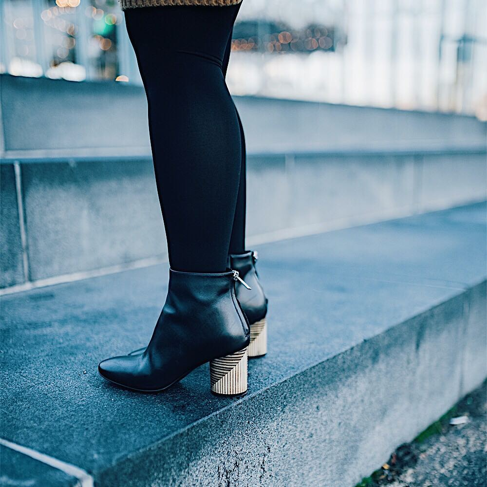 Very much partial to boots with the pretty heels hellip