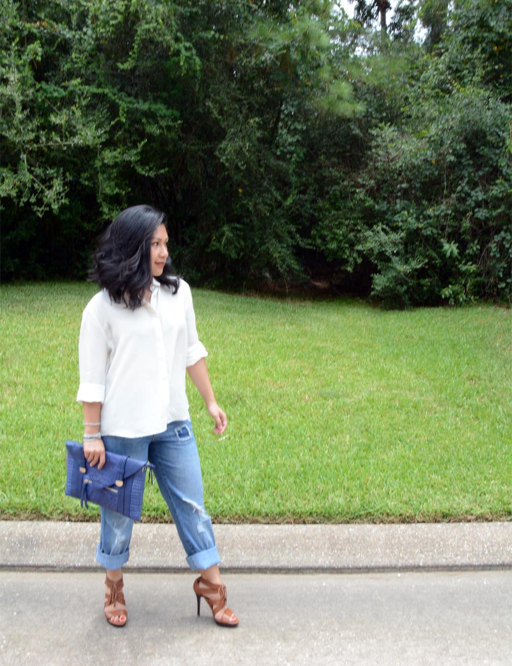 ASOS Boyfriend Jeans