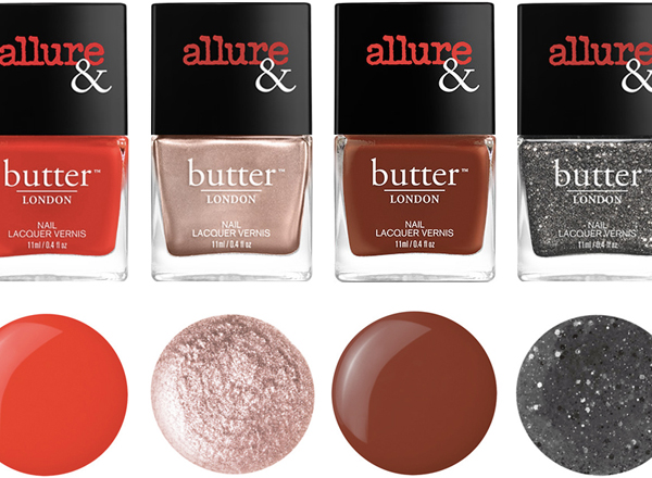 Giveaway Friday: Butter London Arm Candy Nail Lacquer Set