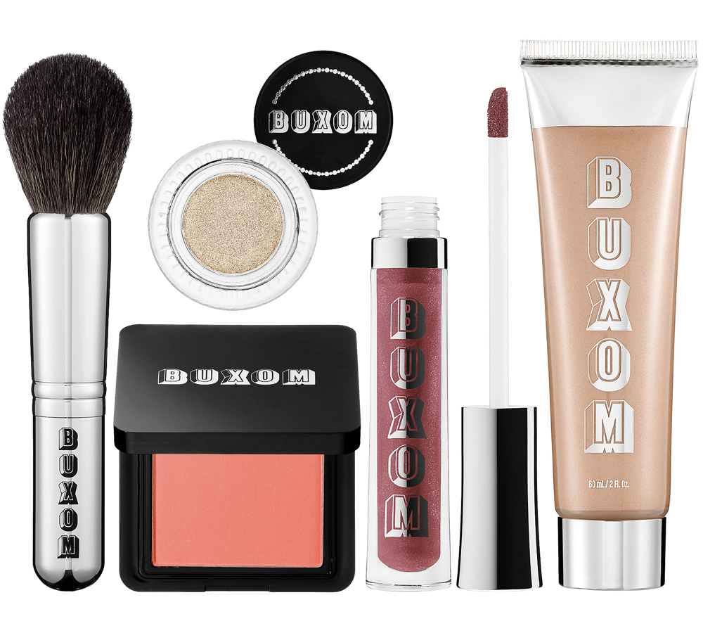 Buxom Make-Up Set
