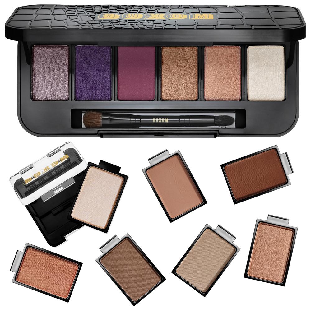 Buxom Customizable Eyeshadow Bar