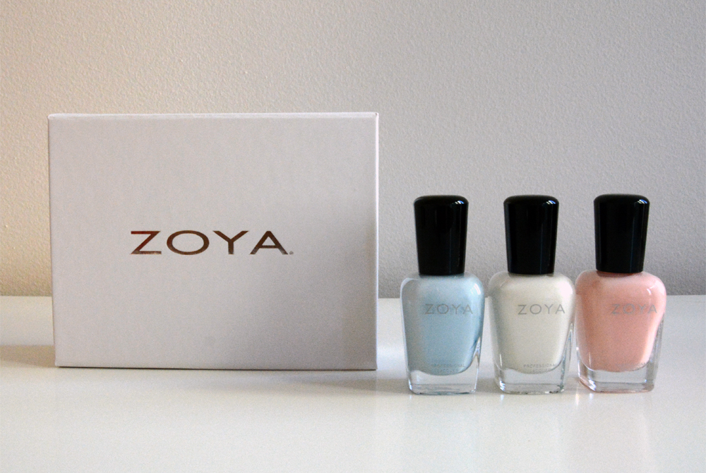 Zoya Nail polish Set