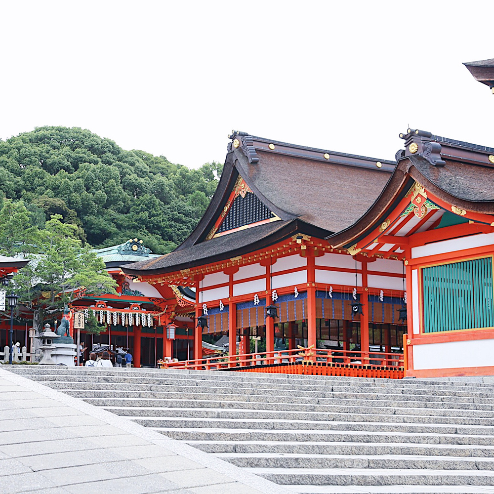 Fushimi Inari Taisha (伏見稲荷大社) Entrance