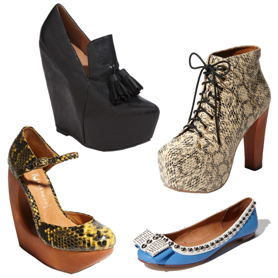 My Jeffrey Campbell Wish List