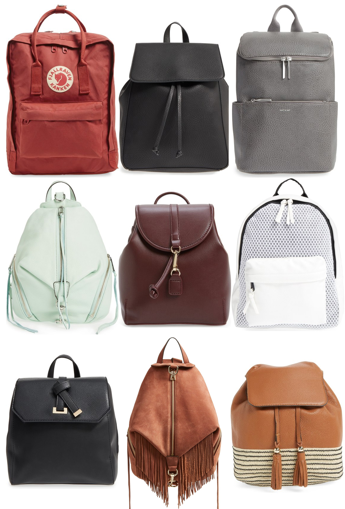 Nordstrom Backpack Roundup