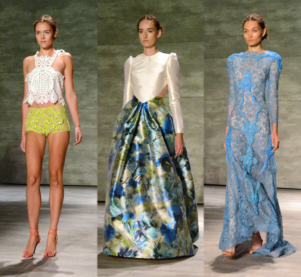 Stella Nolasco Summer Spring 2015 Collection