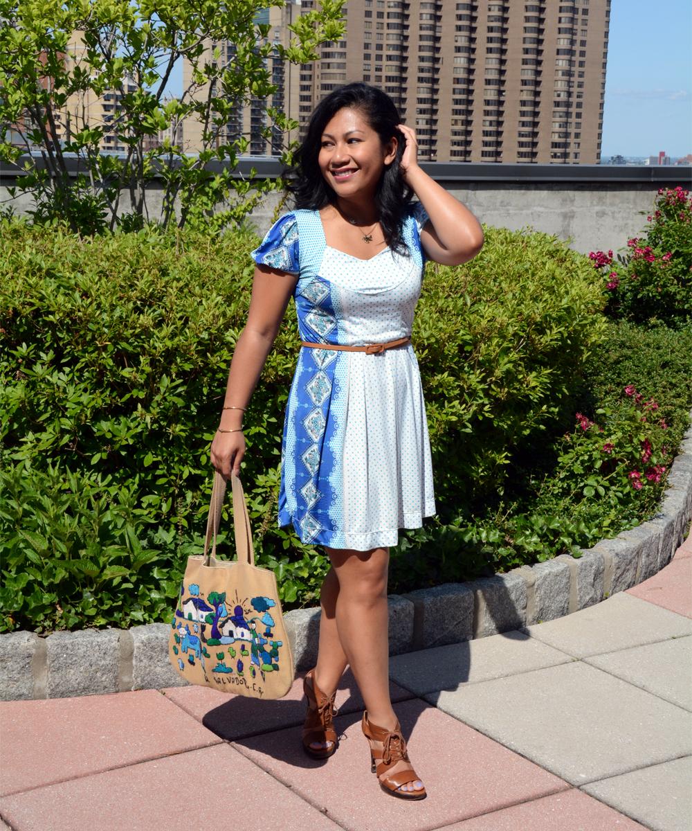 Viris Zamara Dress