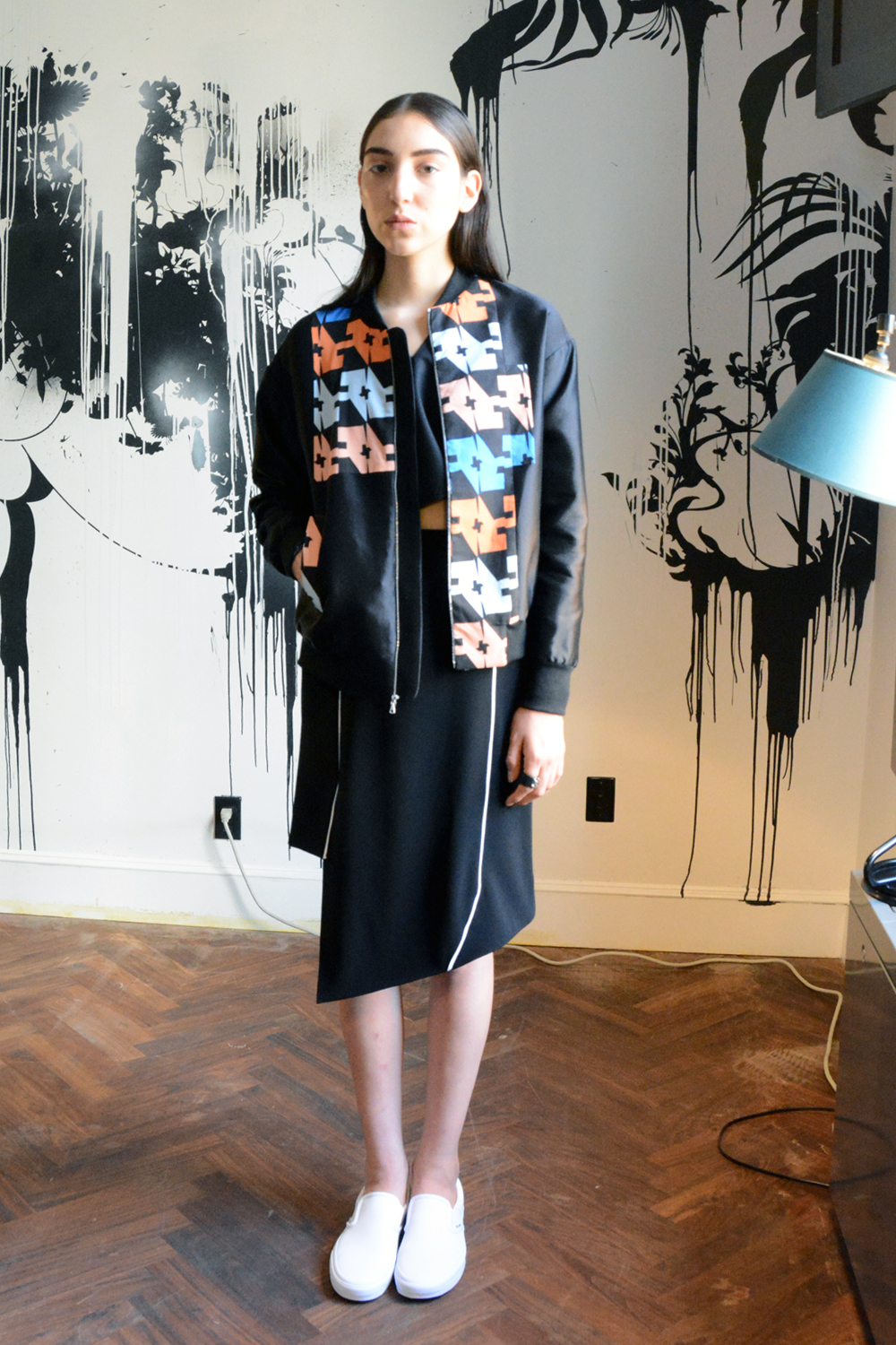 Wenqi Wu Summer Spring 2015 Collection